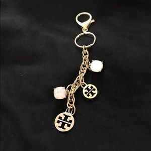 Tory Burch keychain/purse charm